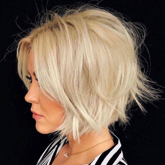 ▷ 1001 + idées inspirantes pour adopter le carré blond