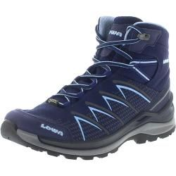 Photo of Lowa Ferrox Pro Gtx Mid Ws Navy Eisblau Damen Hikingstiefel Lowa