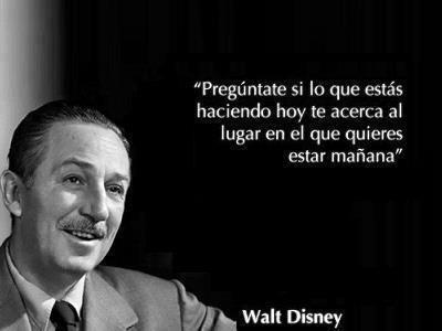 Walt Disney Frases Buscar Con Google Frases Disney Walt