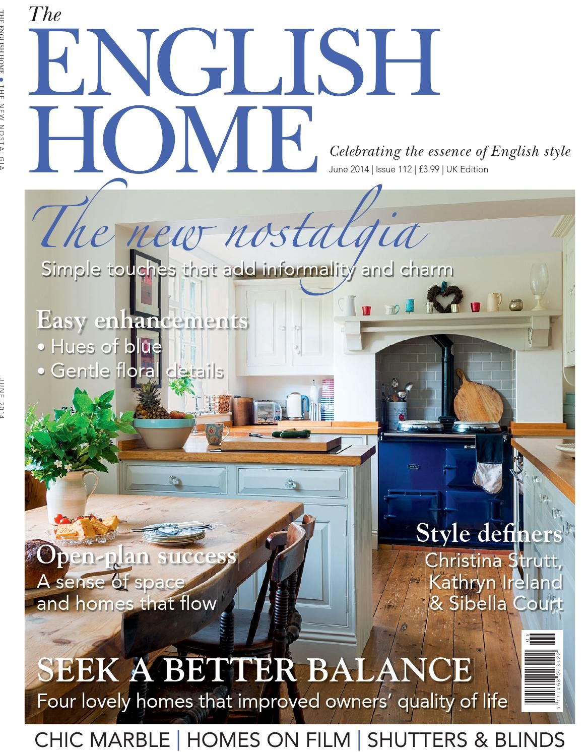 The English Home January 2020 Pdf Download Free English House Living Room Designs Home
