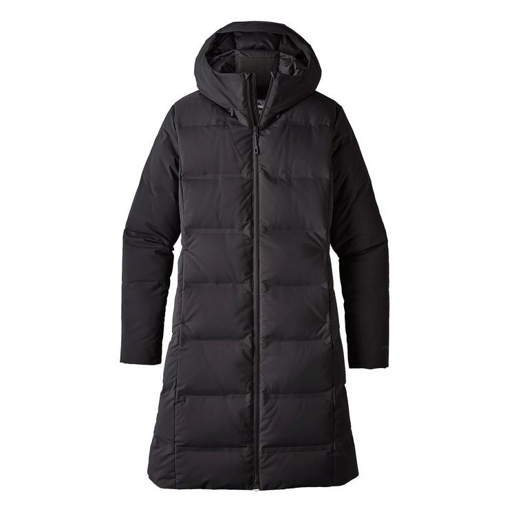 The Recycled Patagonia Jackson Glacier Parka Is Winter Ready