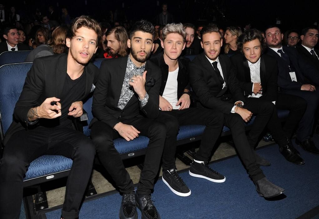 The boys at the AMAS.