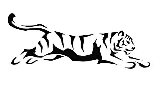 Pin By Scotty Anderson On Tribal Tiger Tattoos Tiger Tattoo Images Tiger Tattoo Tiger Tattoo Small