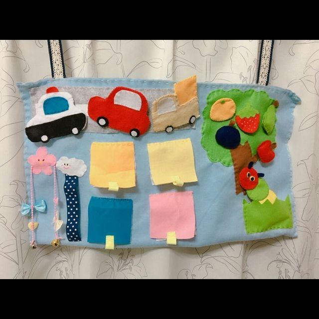【アプリ投稿】0歳児フェルトの手作りおもちゃ  | 保育や ...