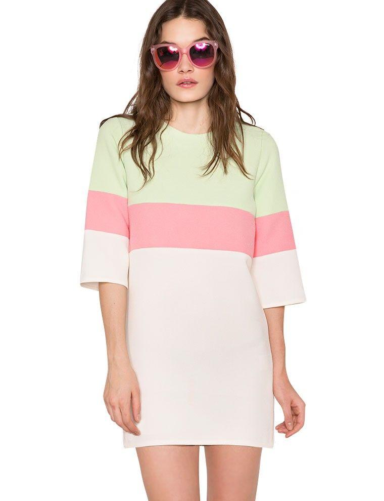Pastel Creme Dress $49.00