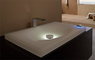 Toto Neorest Ii Vessel Lavatory With Led Lighting Toto Bathroom