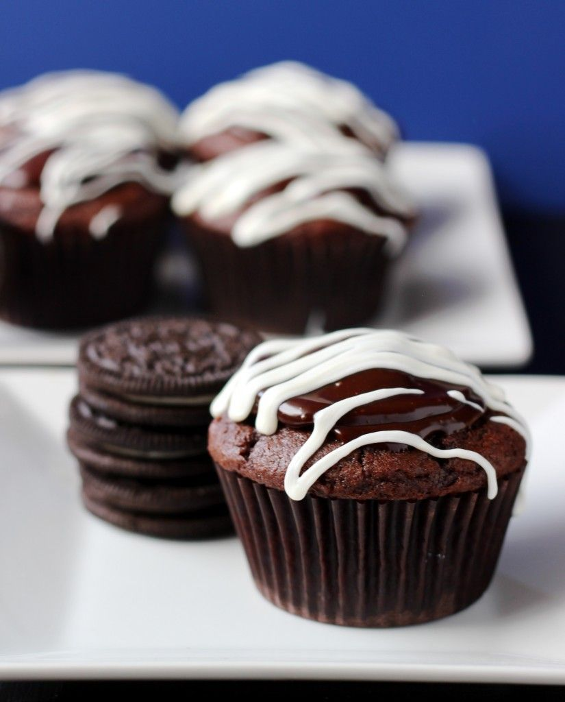 Oreo Hostess Cupcake by Your Cup of Cake