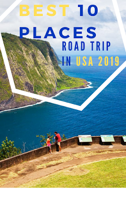 Places to travel in the us 2019