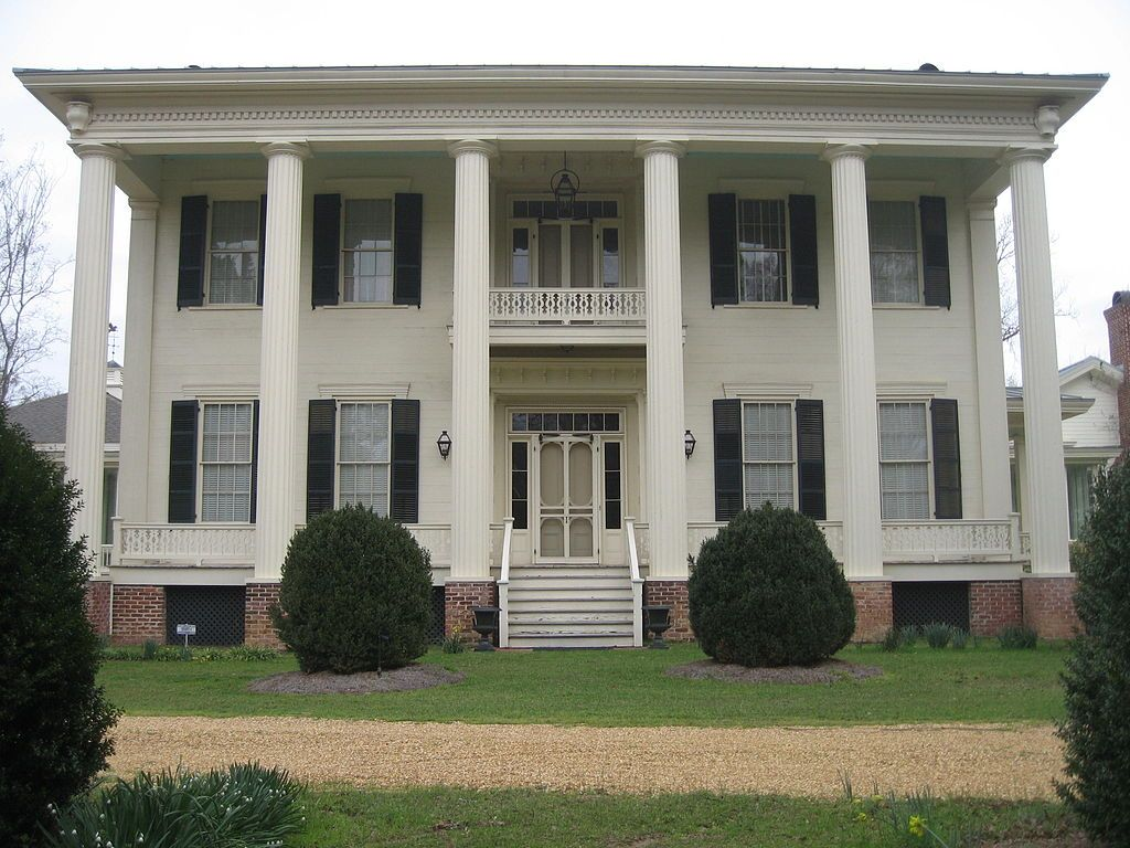 Belvoir, also known as the Saffold Plantation, is a