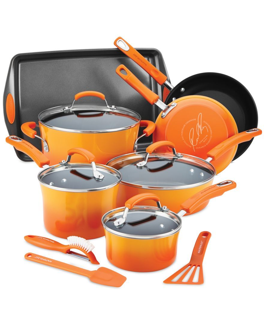 14-Pc. Nonstick Cookware Set, Created for Macy\'s in 2019 ...