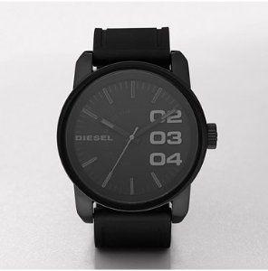 Diesel Men's DZ1446 Not So Basic Basic Black Watch.   #diesel #dieselwatch #watch #fashionwatch