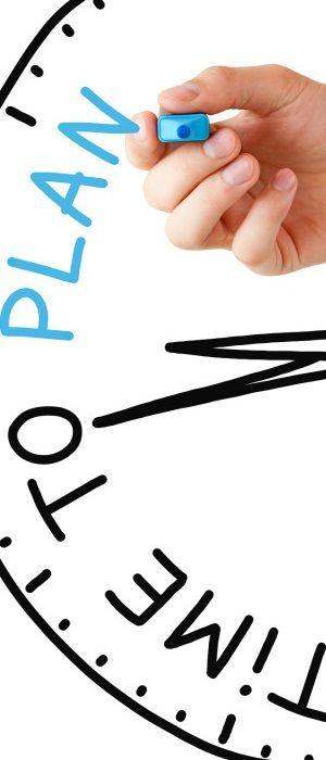 Day Plan Creating A Job Search Plan  Job Search