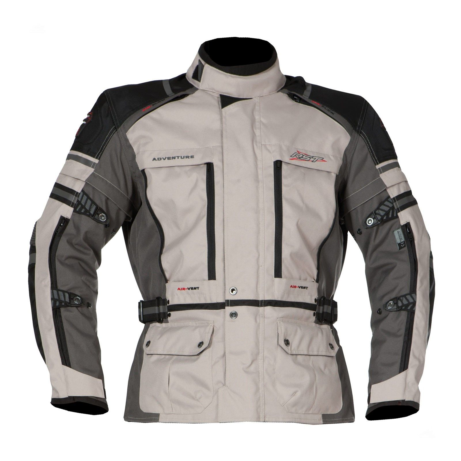 121446435a5 RST Adventure 1222 Suit Jacket, sand - Jackets - Motorcycle Clothing -  Clothing
