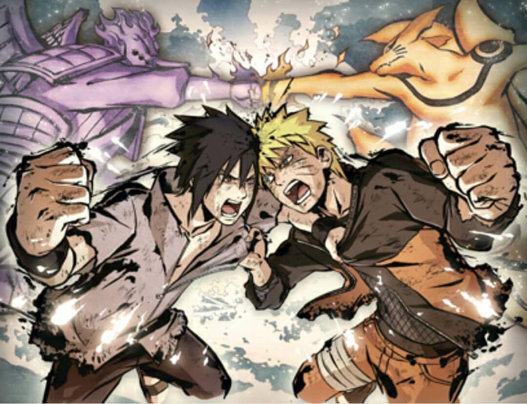 Naruto Kagesさんはinstagramを利用しています Naruto Or Sasuke