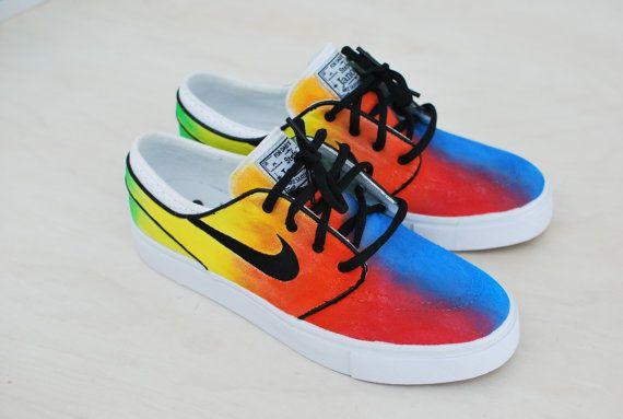 Nike Sb Janoski Tie Dye