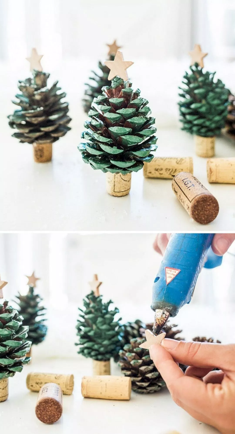 40+ Wine cork crafts to sell ideas