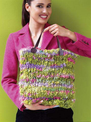 Ravelry: #18 Bucket Bag pattern by Tanis Gray