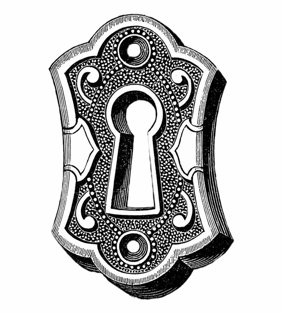 Vintage Keyhole Drawing Drawing Keyhole Is A Free Transparent Png Image Search And Find More On Sccpre C Key Drawings Vintage Illustration Clip Art Vintage