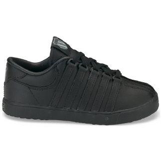 K-Swiss Classic Infant Shoes (Black) - Kids' Shoes - 9.5 M