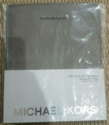 NEW!! Michael Kors Saffiano Leather Sleeve iPad 2 3 4 ipad air 1 2 NO RESERV https://t.co/luvFVE1HtJ https://t.co/AepZpYOLGX
