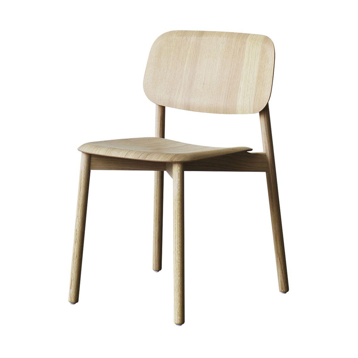 Soft Edge Stuhl in Eiche natur Jetzt bestellen unter: https