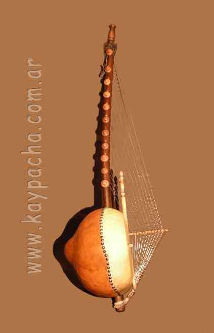 Kora Harp African Instruments Folk Instruments African