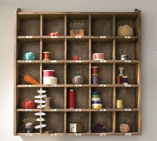 Cubby Organizer Traditional Wall Shelves By
