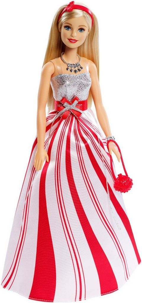 2016 Playline Holiday Barbie dolls3 | Barbie 2015-2018 | Pinterest ...