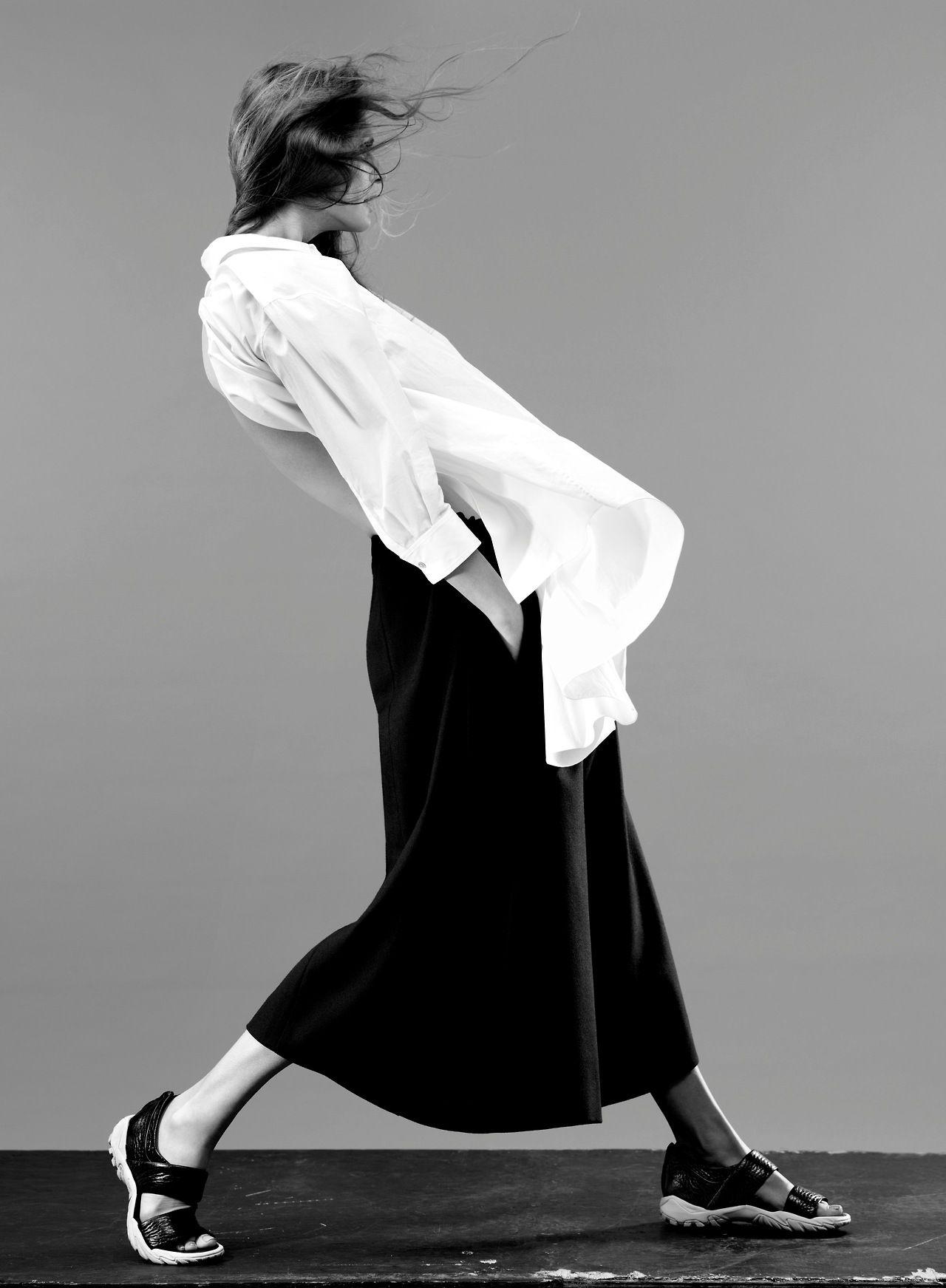 """ ""Shape Shifters"" WSJ Style, June 2013 Malgosia Bela by Josh Olins styling by Clare Richardson """