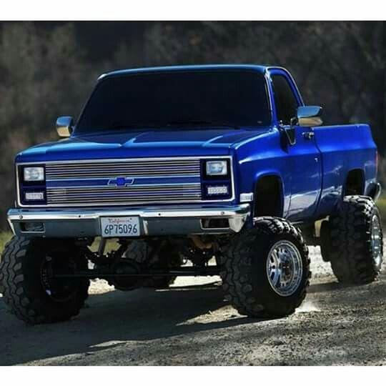 Chevy Trucks, Trucks