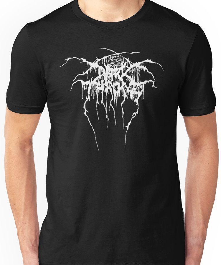 2ca9c21562c76b Darkthrone, logo, shirt, camiseta' T-Shirt by darkfolk | Products ...