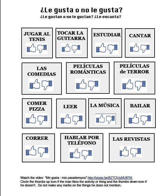guided listening practice spanish grammar ideas aula de espa ol ense ando espa ol espa ol 1. Black Bedroom Furniture Sets. Home Design Ideas