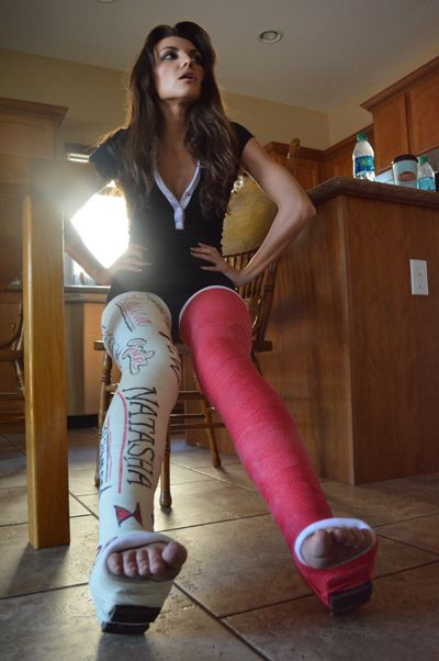 Double Long Leg Cast Dllc