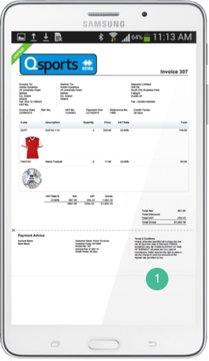 now create stylish online invoices and deliver them timely with the