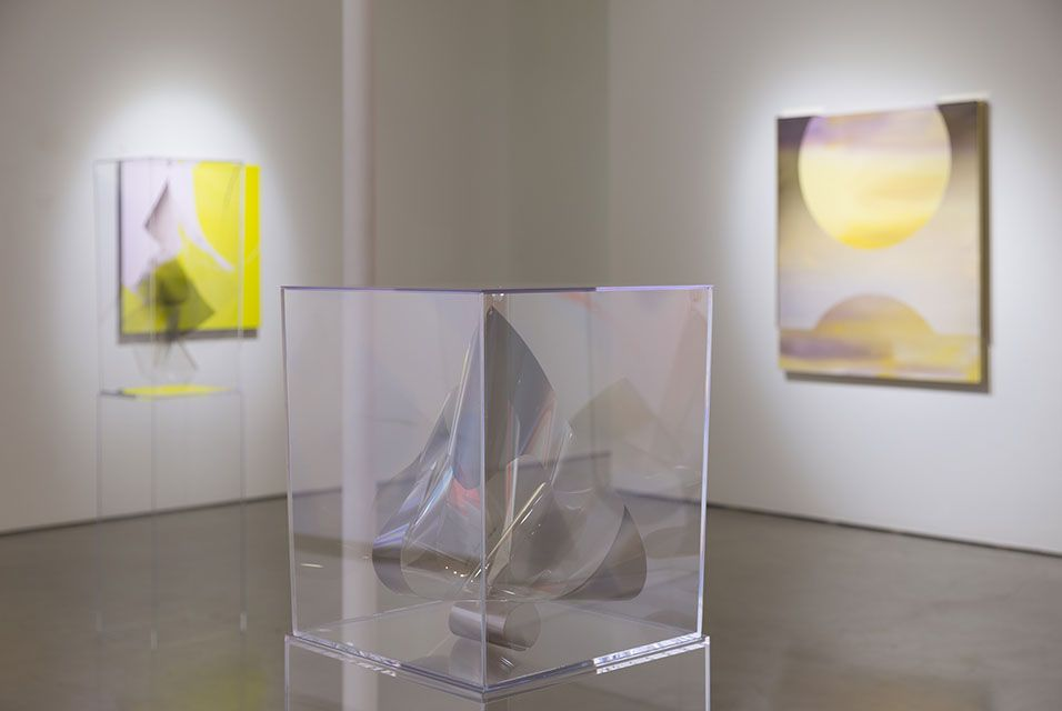 Atmospheric Abstraction: Quint Gallery in La Jolla opens group exhibition — #Art via #ArtDaily