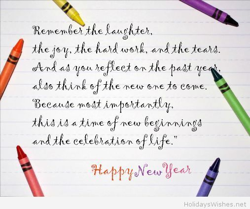 Friends happy new year wishes 2015 | New Year\'s | Pinterest | Debt
