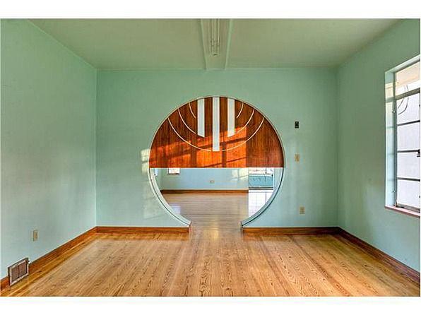 The Art Moderne / Art Deco - Bohn House. @