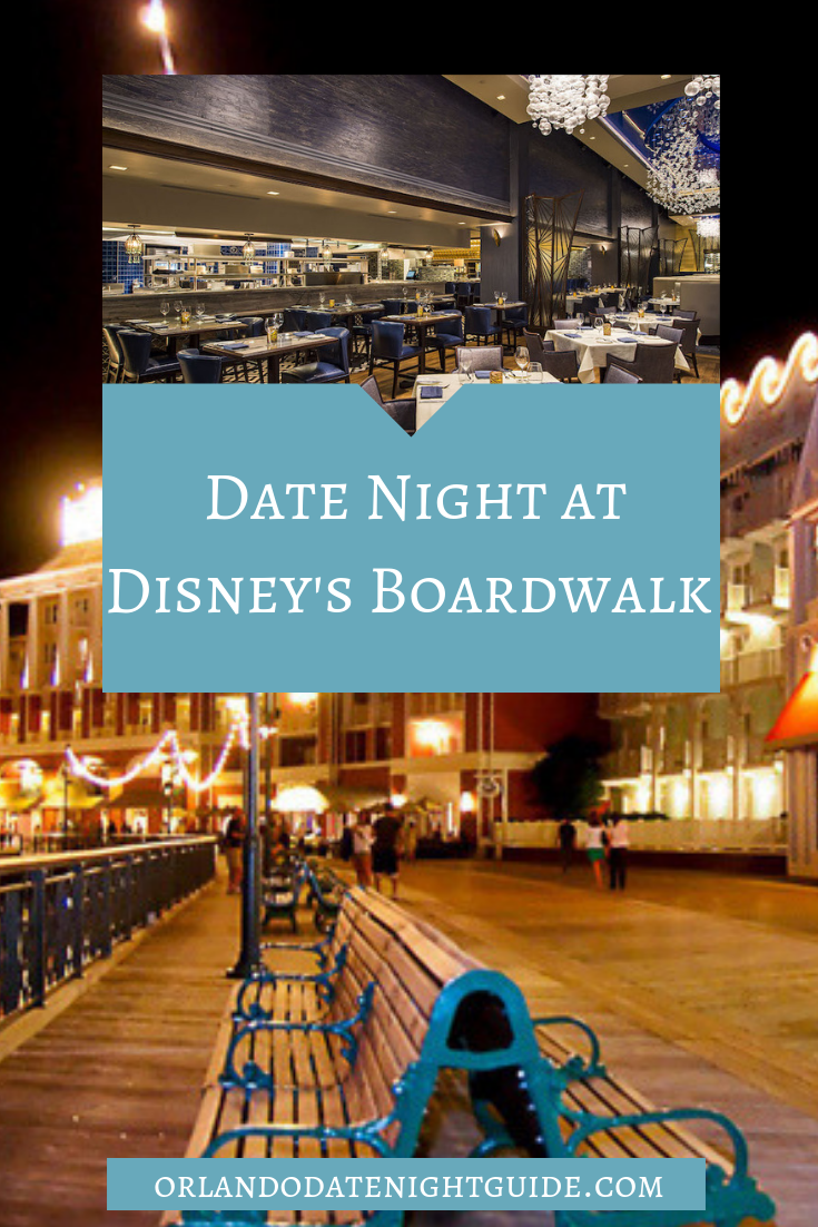 check out our guide to a progressive date night at disney's