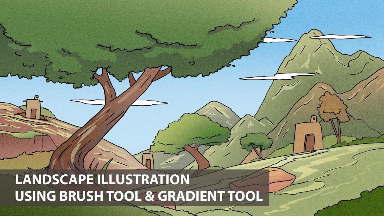 Pin On Illustration Paintingtube