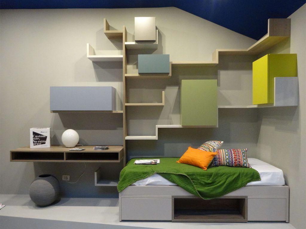 Las 10 Tendencias Decorativas De 2018 Seg N Pinterest  ~ Estanterias Dormitorios Juveniles