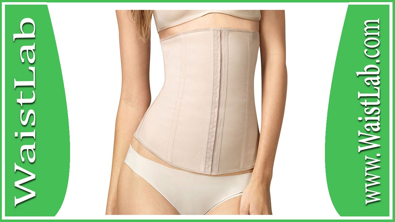 "462ee6c919 Squeem ""Perfect Waist"" Firm Compression Waist Cincher Shapewear Review ~  WaistLab"
