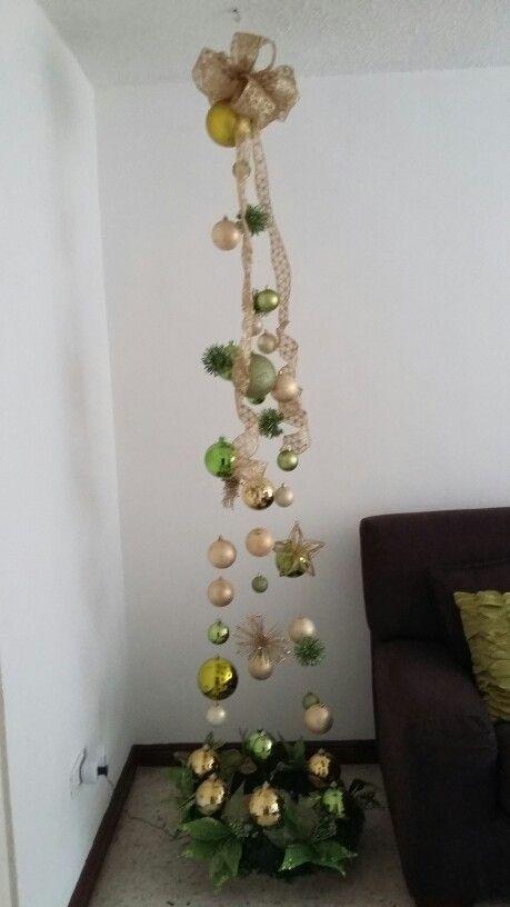 Arbol navidad flotante 2015