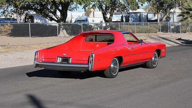 1977 Cadillac Eldorado Custom 425 CI, Modified with Pickup Bed presented as lot S203 at Las Vegas, NV 2015 - image3