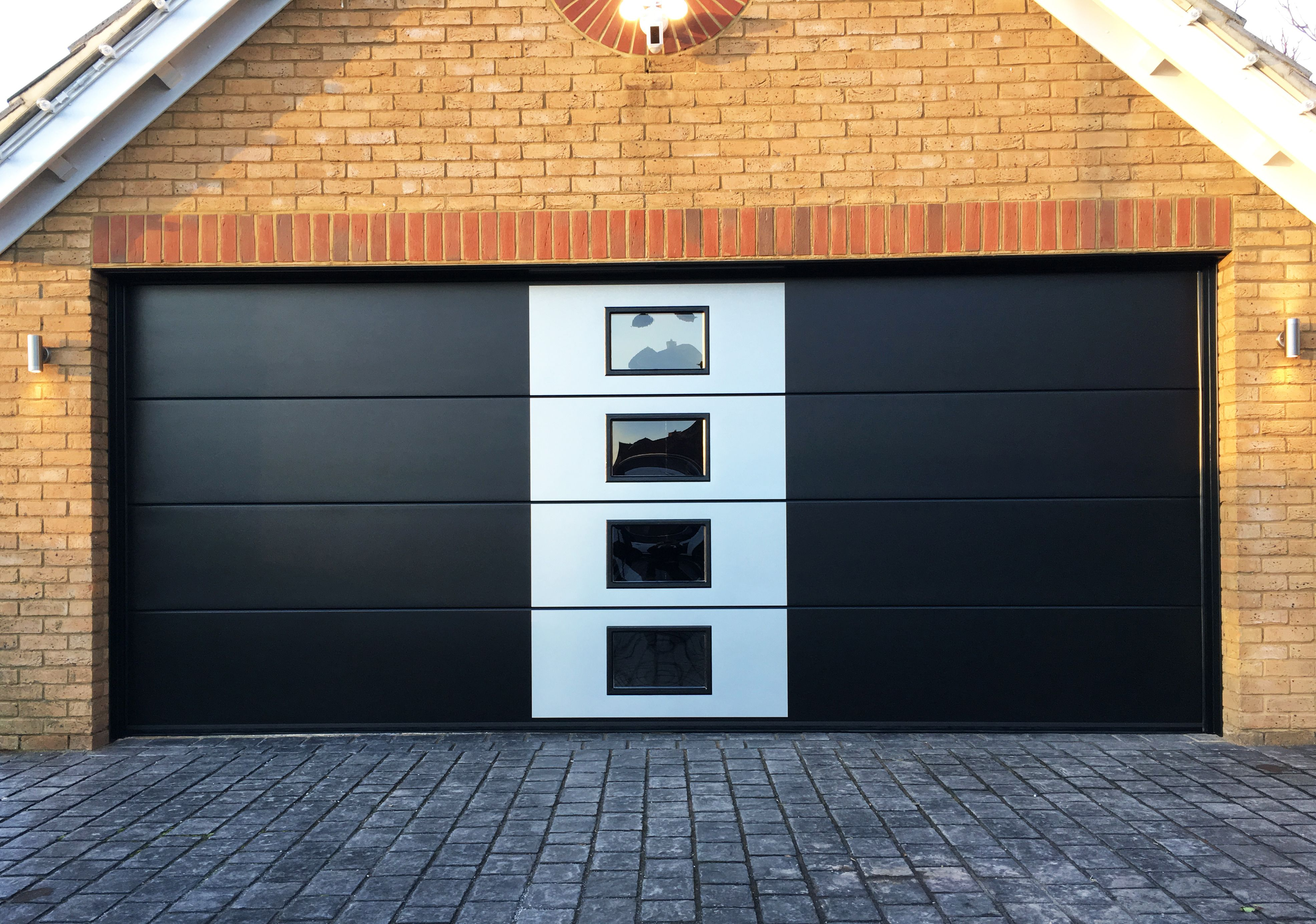 There Are Various Options To Personalise Your Garage Door To Make It Unique Garage Doors Sectional Garage Doors Overhead Garage Door