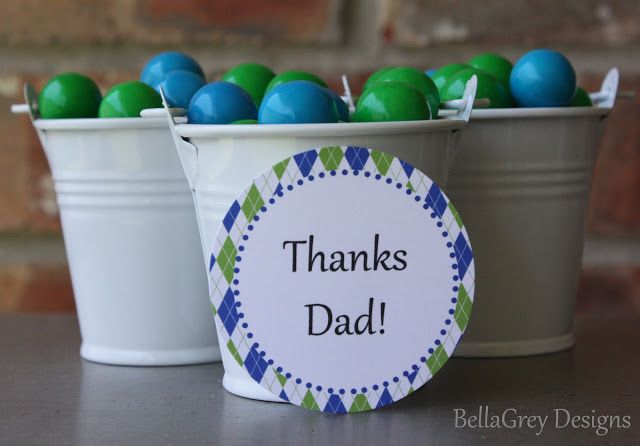 Father's Day Gift Tags / BellaGrey Designs