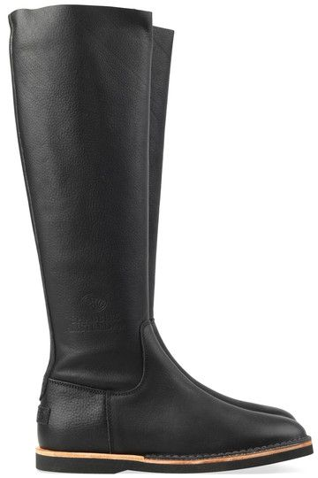 Black boots Shabbies 202 071 boots