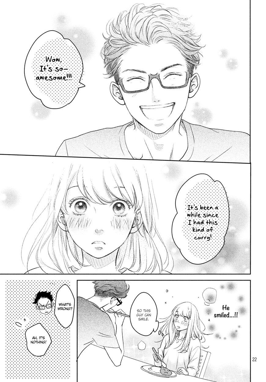 Living No Matsunaga San Chapter 1 Page 22 Mangakakalot Com Manga Anime Shoujo Manga Manga Love