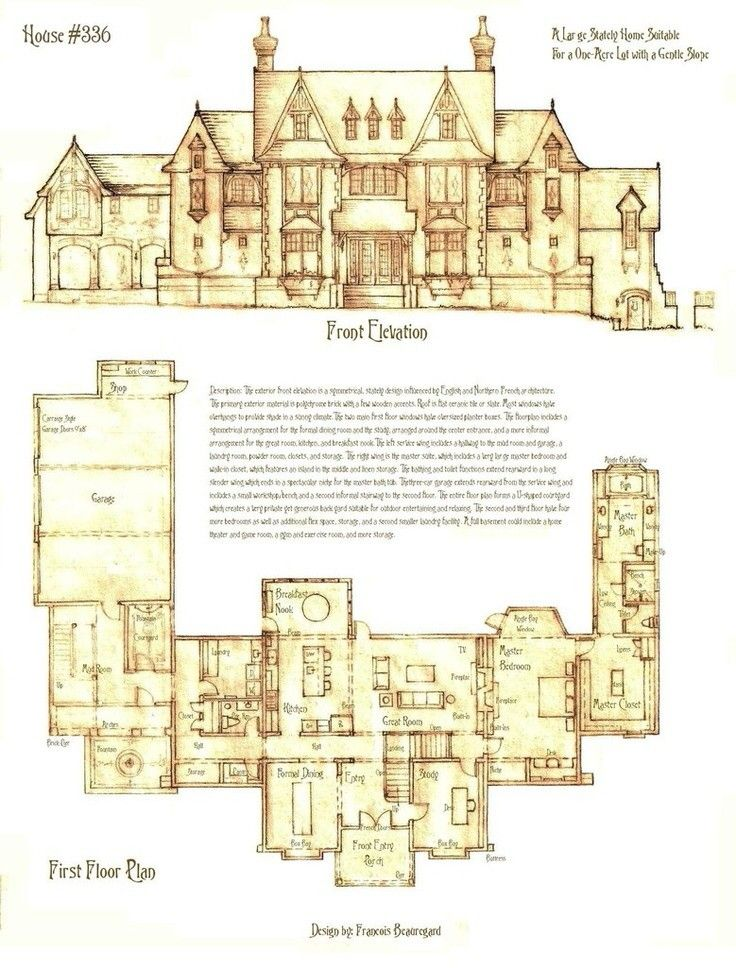 Mansion | D&D World | Pinterest | Mansion, RPG and Architecture