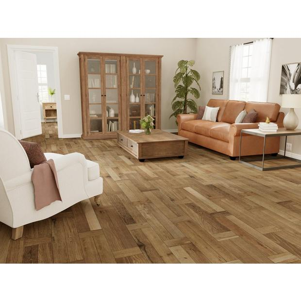 Terra Crosshatch Oak Distressed Engineered Hardwood In 2020 Engineered Hardwood Karndean Design Flooring Wood Floors Wide Plank