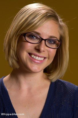Penny pax glasses blonde